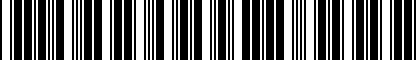 Barcode for RTC2203XX