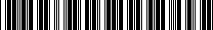 Barcode for SC-479839