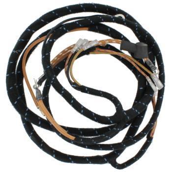 1965 jaguar e type alternator wiring harness harnesses. Black Bedroom Furniture Sets. Home Design Ideas